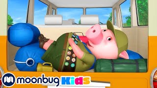 Going Camping Song | Little Baby Bum Junior | Kids Songs | LBB Junior | Songs for Kids