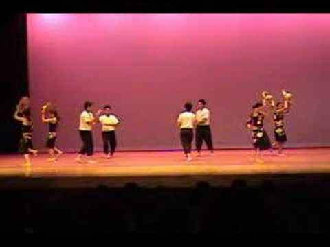 Traditional Filipino Dance: Subli video