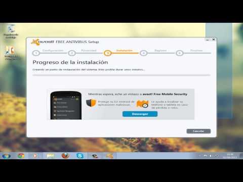 como descargar el avast free antivirus con licencia al 2038 español