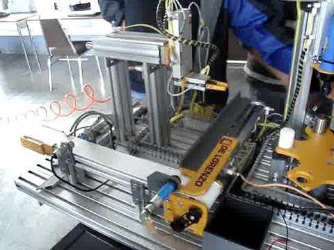 Mecatronica - proceso industrial curso de PLC 2 Sabado 2da