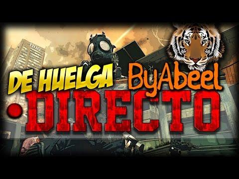 DE HUELGA, EN DIRECTO