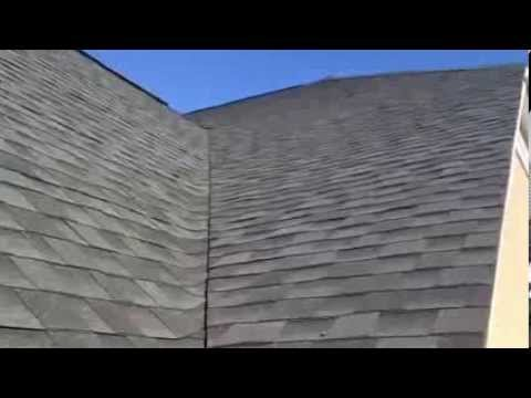 How To Find A Roof Valley Leak Roofer911 Com Youtube