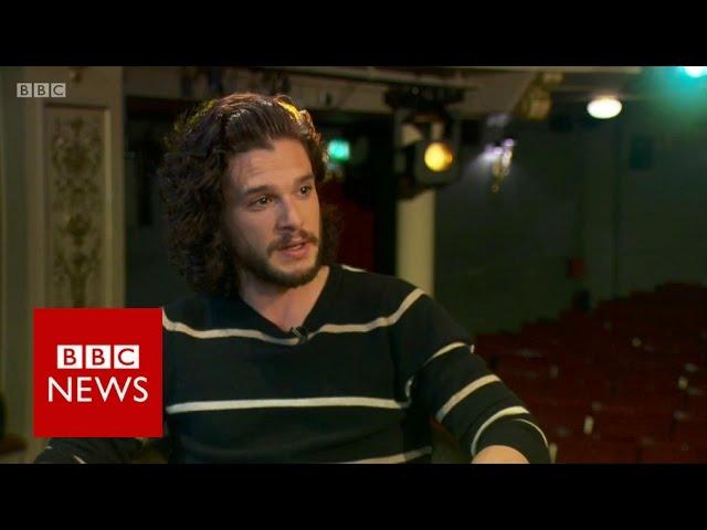 Game of Thrones: Fate of Jon Snow according to Kit Harington - BBC News