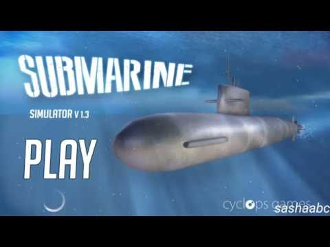 submarine simulator 3D обзор игры андроид game rewiew android.