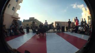 PRIDE OF BBOY VOL 2 JUDGE BLACK MOON