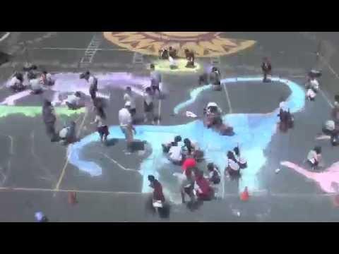 Dinosaurs invade Maryknoll School!