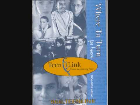 Teen Link is a confidential, anonymous and non-judgmental help line answered ...
