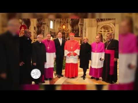 Cardenal Lacunza - Consistorio Ordinario Público