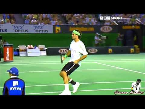 Roger Federer - Legend of Tennis (HD)