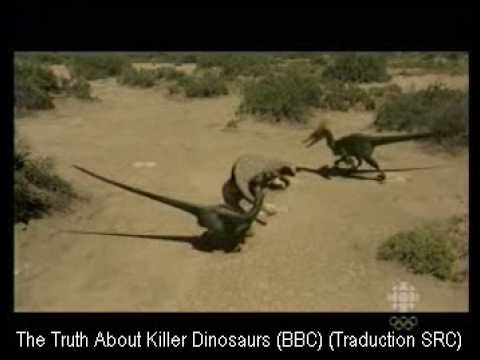 [FRENCH] The truth about killer dinosaurs: Velociraptor(BBC) Music Videos