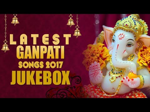Latest Ganpati Songs 2017 | Shankar Mahadevan, Suresh Wadkar, Adarsh Shinde | Marathi Ganpati Songs