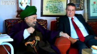 British High Commissioner in Cyprus Visits Shaykh Nazim-Part III
