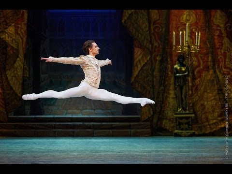 Sergei Polunin - Grand Pas from the ballet Paquita
