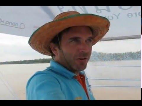 Isara Foundation - Plastic Bottle Boat (Day 1-10)
