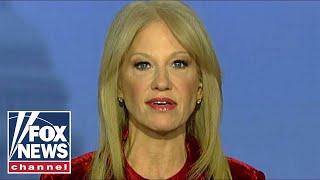 Conway slams 'bigmouth Democrats' seeking to defund ICE