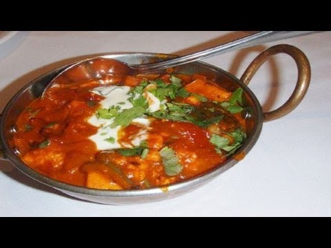 Veg. Tikka Masala video recipe - Spicy Vegetable Curry recipe