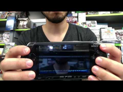 How to get PSP into Recovery Mode