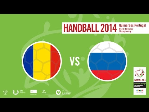 Romania vs Russia | Female | Semi-Finals | UMinho Sports Hall