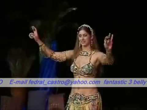 Shakira Vs Jennifer Lopez Vs Sadie's Fantastic Belly Dance video