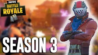 Fortnite Season 3! - Fortnite Battle Royale Gameplay - Ninja
