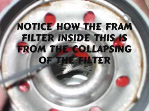 WIX FILTERS VS. FRAM FILTERS.wmv