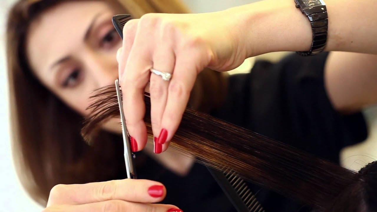 Как дома сделать мелирование волос самой