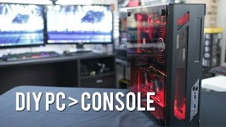 The Overkill Console Killer: And How to Build One for Under $500 (Part I)