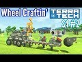 Terratech   Ep2 S4   Fabricating Wheels & Meeting Pete!   Terratech v0.8.2 Gameplay