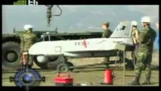 GREEK AIRFORCE SPERWER UAV SYSTEM