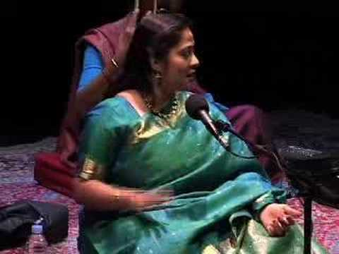 Sowmya: Carnatic (South Indian) Vocal Recital