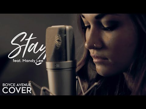 Stay - rihanna Ft. Mikky Ekko (boyce Avenue Ft. Mandy Lee Of Misterwives Cover) On Itunes & Spotify video