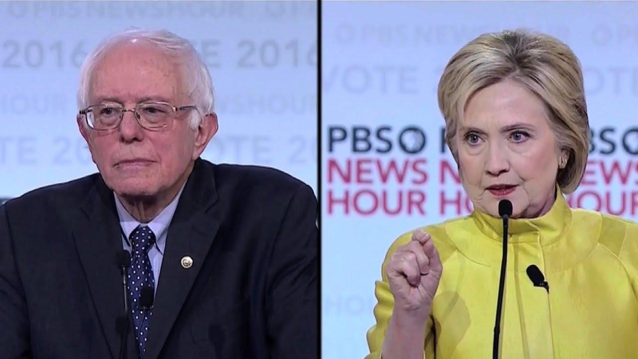 War on Wall Street or Wall Street's Wars? Clinton and Sanders Debate in Wisconsin