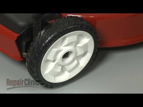 Wheel Assembly - Toro Lawn Mower