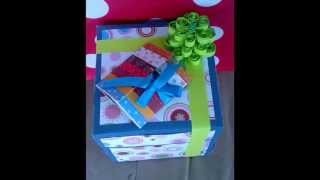Arts &amp; Craft - Scrapbook + Quilling + Origami