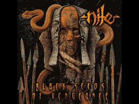 Nile - Black Flame