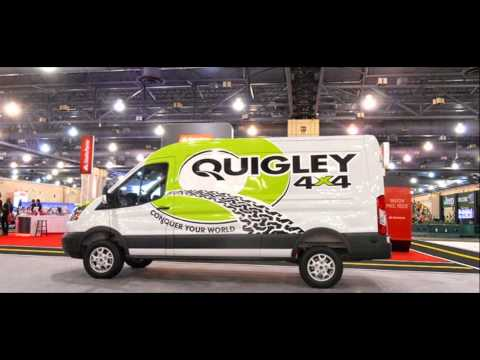 Quigley 4x4 Ford Transit Quigley 4x4 on 2015 Ford
