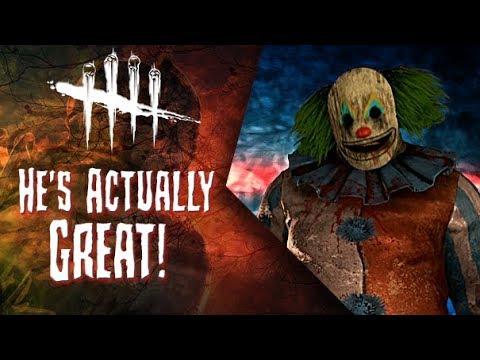 Dead by Daylight Killer - Clown - He is Actually Great