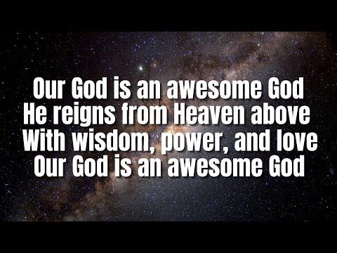Awesome God   Hillsong