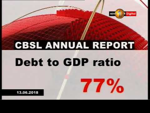 debt to gdp ratio is|eng