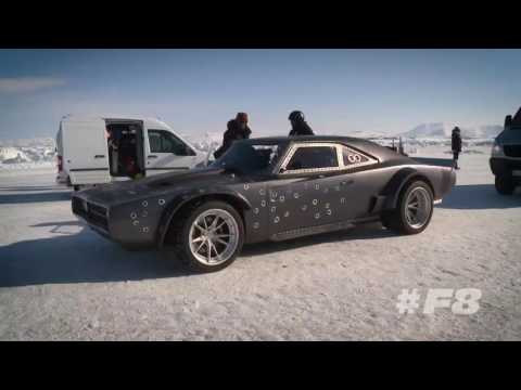 2 Fast & Furious   #F8 In Iceland! Tyrese Gibson & F Gary Gray Take
