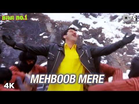 Mehboob Mere Song Video - Biwi No 1 - Anil Kapoor Tabu