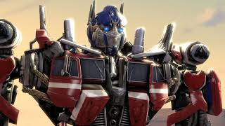 Trailer for Transformers - The Touch