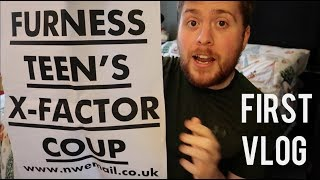 FIRST VLOG - Fears, Dermot O'Leary and Disney