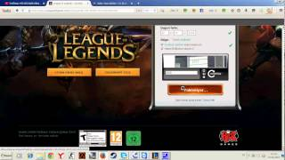 League Of Legends Rp Hilesi