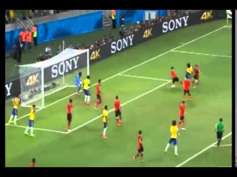 Guillermo Ochoa all saves vs Brazil LIKE  A BOSS