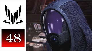 Let's Play Mass Effect 3 (Blind) - 48 - Eyes without a Face