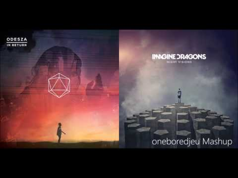 It's Only My Fault - ODESZA vs. Imagine Dragons (Mashup)