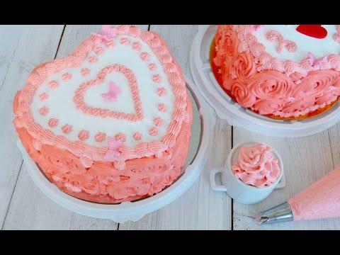 Белковый крем для тортов — видео рецепт