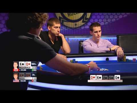 PCA 2014 Poker Event - $100k Super High Roller, Episode 1   PokerStars.com