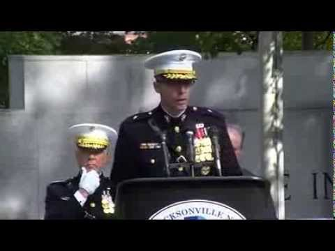 30th Annual Beirut Observance Ceremony Camp Lejuene, NC (Full Ceremony)
